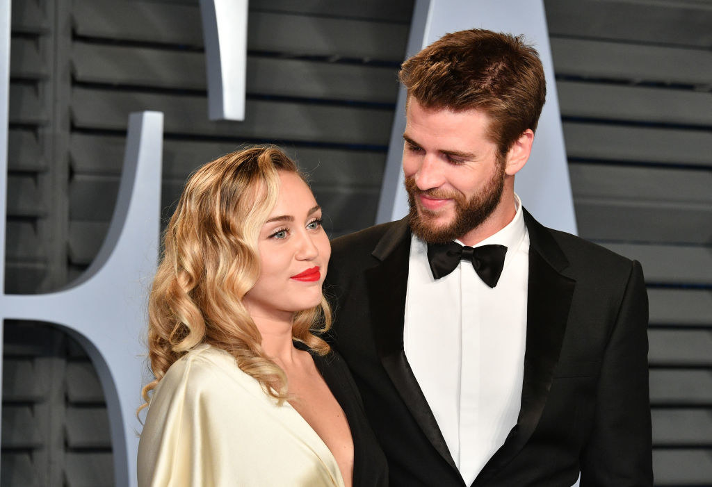 Gale Hawthorne and Hannah Montana met on the set of  The Last Song  10 years ago, BUT it was by a twist of fate, and Liam's story about it is starting to make me believe in true love again.