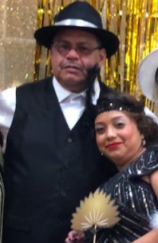 Vicente Juarez, left