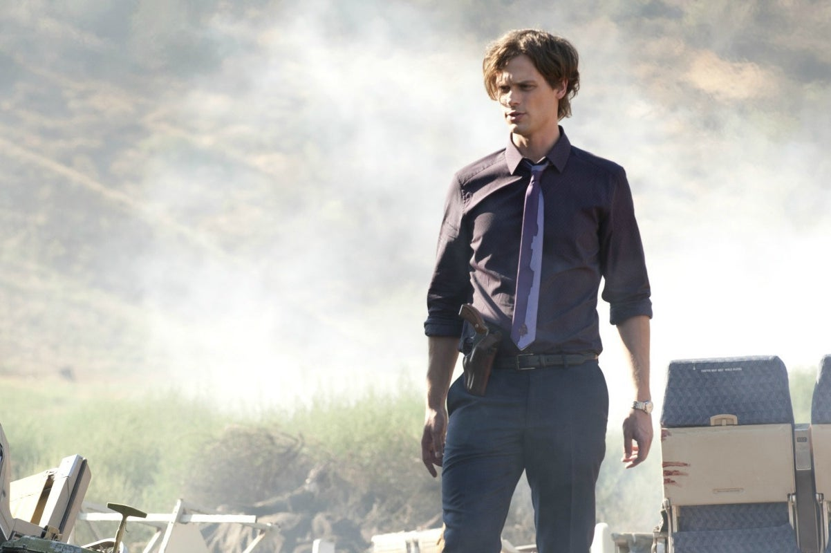 Can You Guess The Season Of Criminal Minds Based On Spencer Reids Hair?
