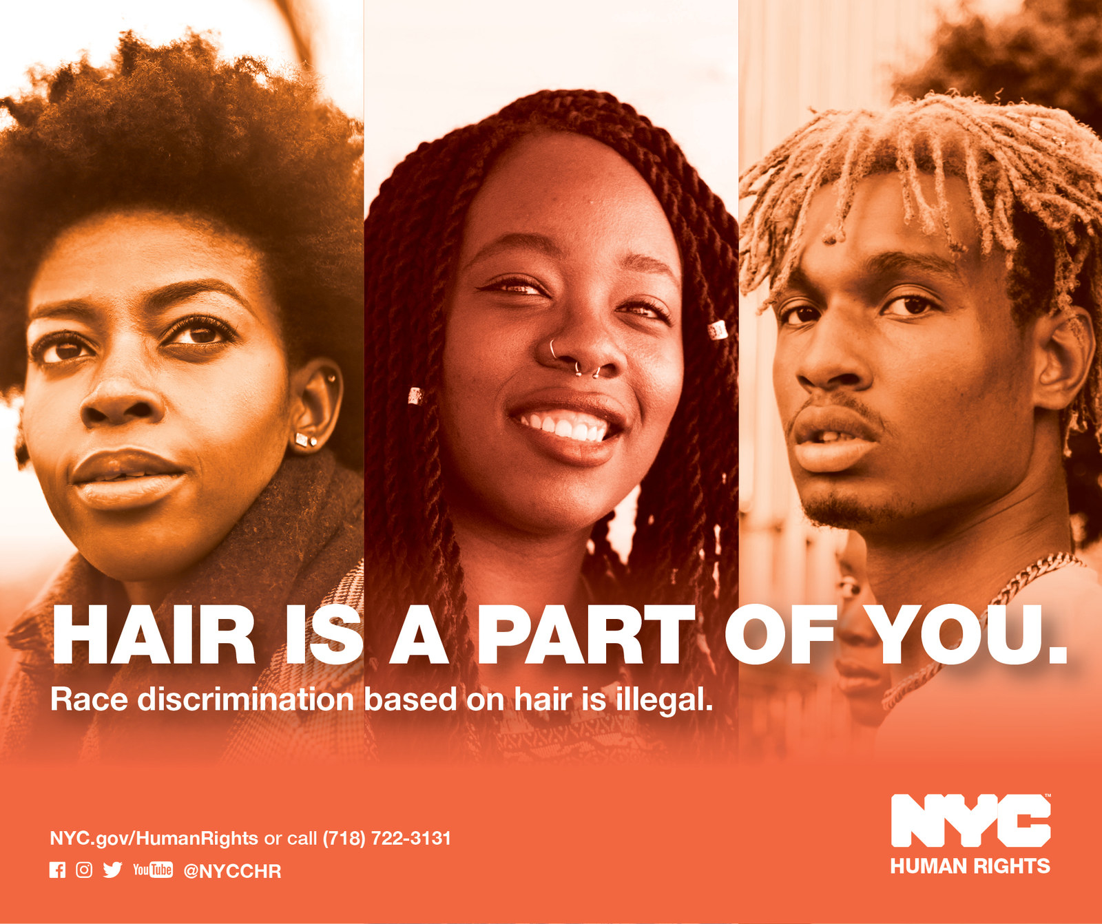It's Now Illegal To Discriminate Against New Yorkers Based On Their Hair