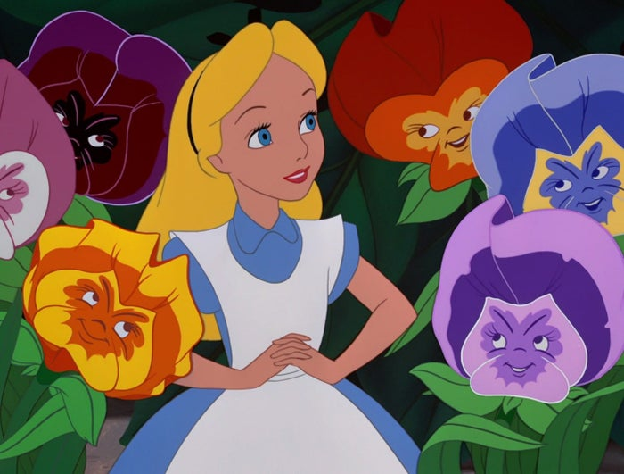 Alice took SO, SO, SO many unknown drugs and no one said anything about it.—l434c698c9