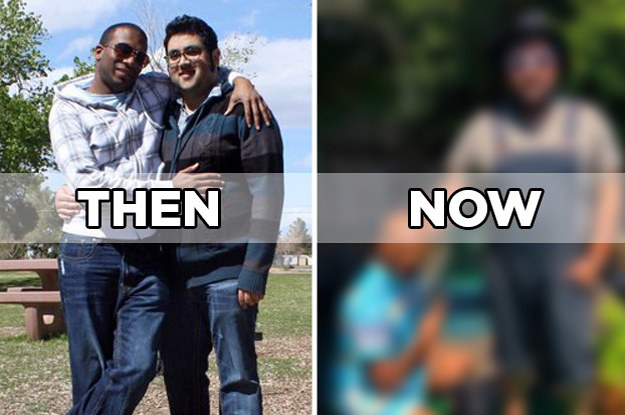 25 Pictures Of LGBT Couples Then Vs. Now Thatll Overwhelm You With Joy