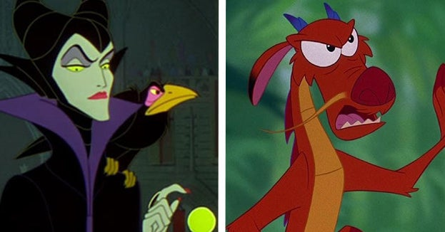 Which Disney Sidekick Are You Most Like Based On The