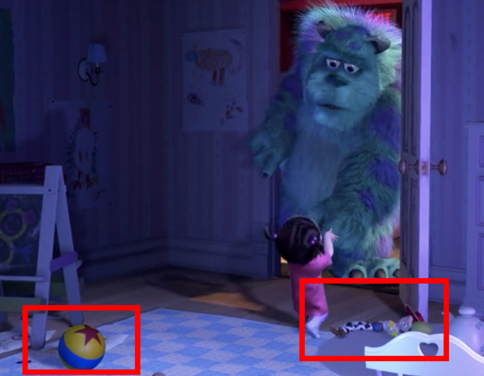 Monsters Inc Details You Might Ve Missed