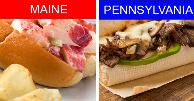 This Overrated/Underrated Sandwich Test Will Reveal Which State You Actually Belong In