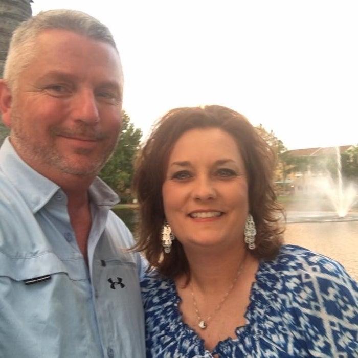 Terry and Cherrie Pierce