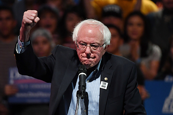 Bernie Sanders Is Running For President