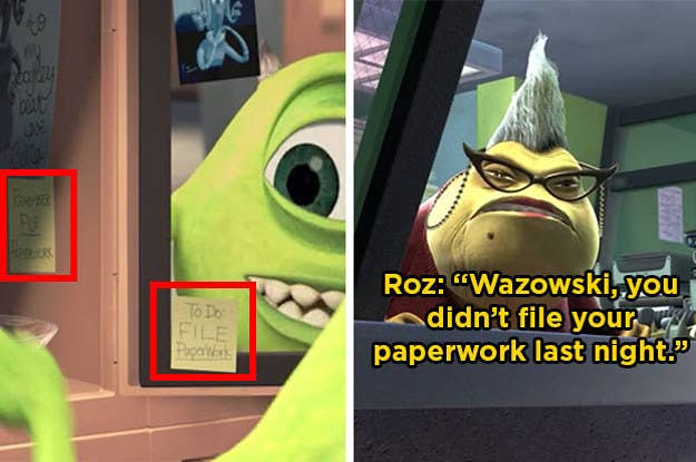 40 Incredible Little Details In Pixar Movies That Prove