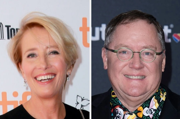Emma Thompson Quit A Film After John Lasseter, The Pixar Cofounder Accused Of Sexual Misconduct, Joined