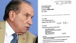 Para a Lava Jato, este fax mostra que Aloysio recebeu cartão de conta de Paulo Preto