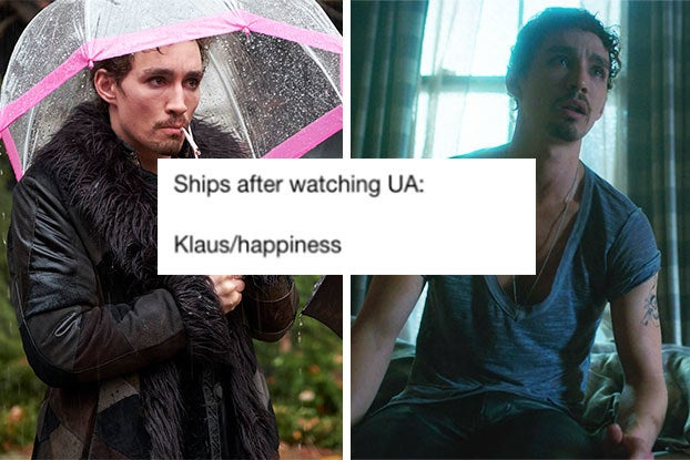"""Here Are 21 Posts You'll Love If You're Obsessed With Klaus Hargreeves From """"Umbrella Academy"""""""