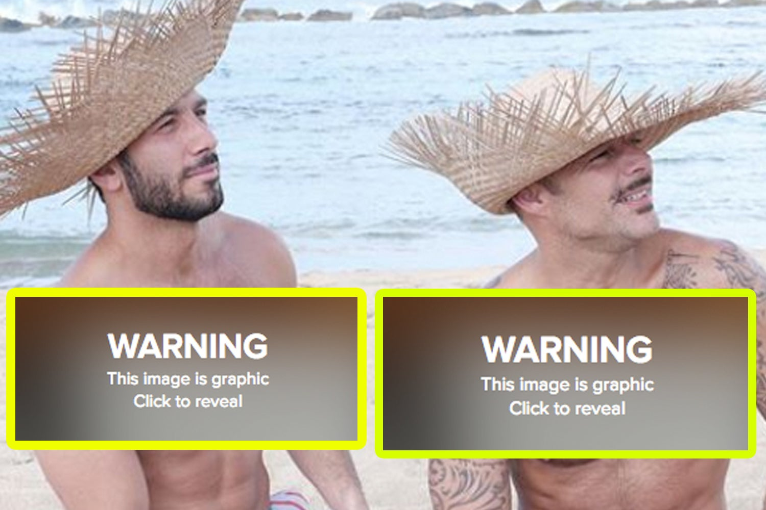 These 3 Pictures Of Ricky Martin Sent Me Severely Spiraling