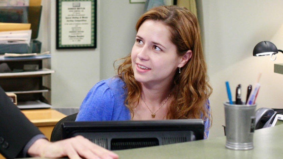 We all know and love Jenna Fischer, who perfectly played Pam Beesly on  The Office  for nine seasons.