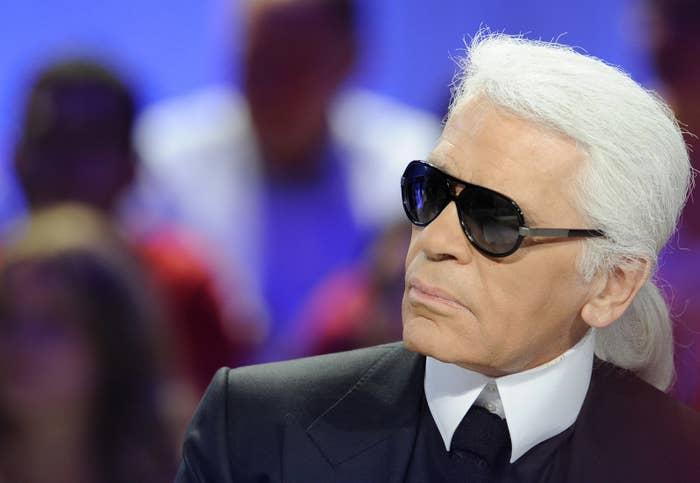 Karl Lagerfeld Has Died At Age 85