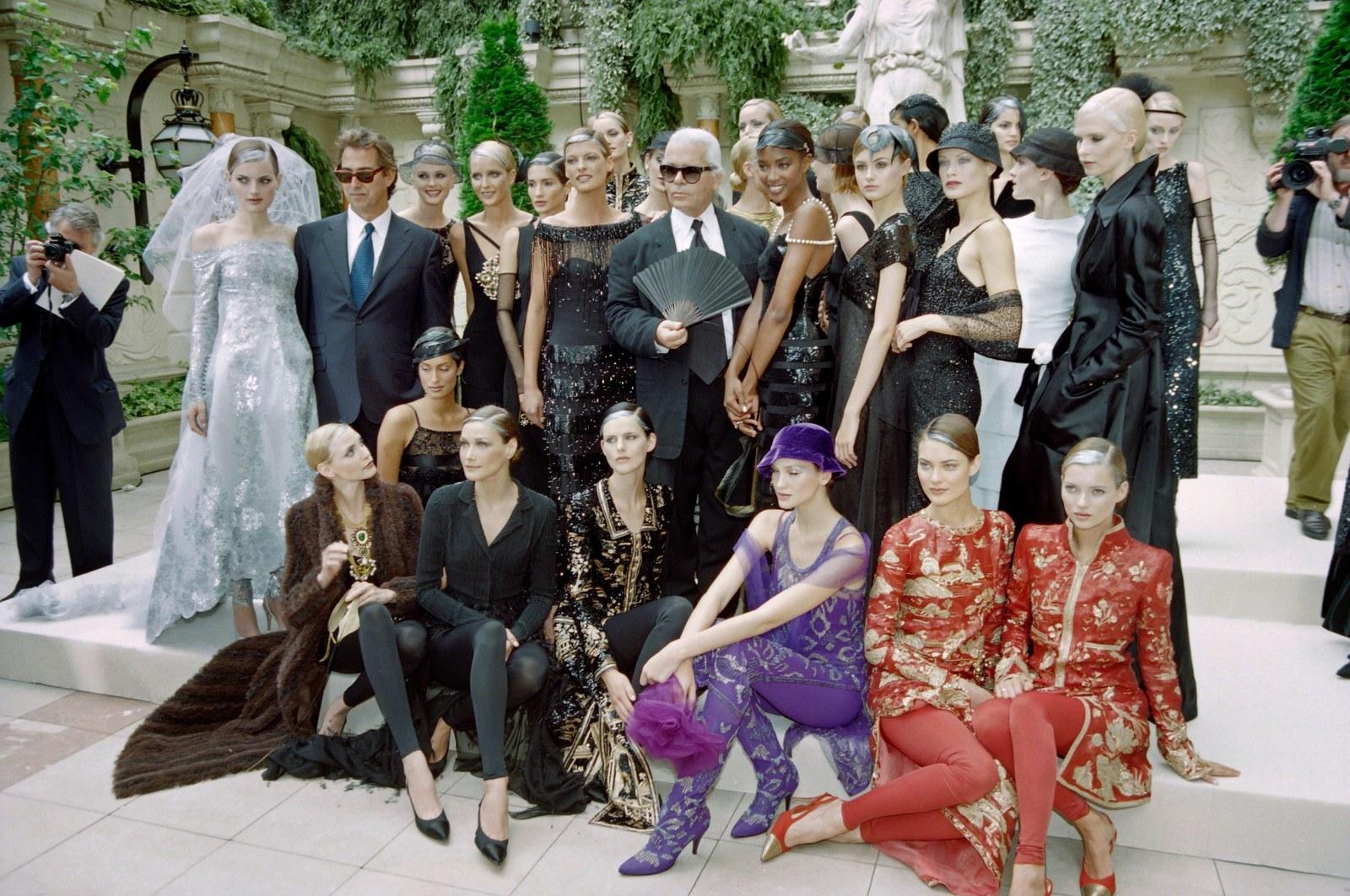 Karl Lagerfeld Has Died Age 85