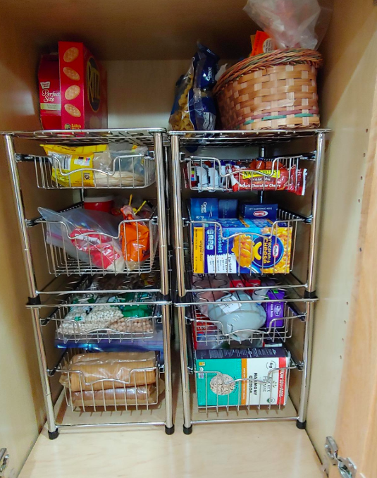 33 Ways To Organize A Tiny Kitchen That Ll End Up Making A Big Big Difference