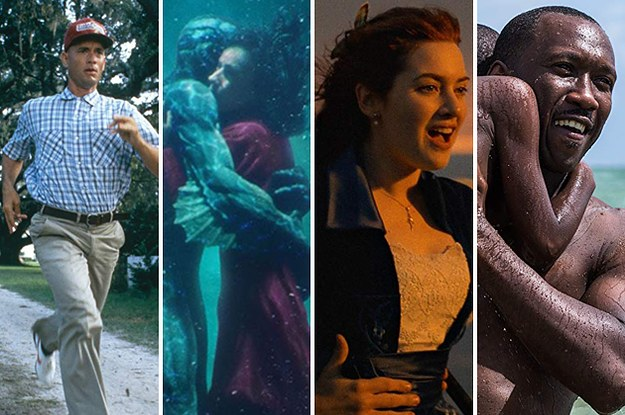 How Many Oscar-Winning Movies From The Last 30 Years Have You Seen?