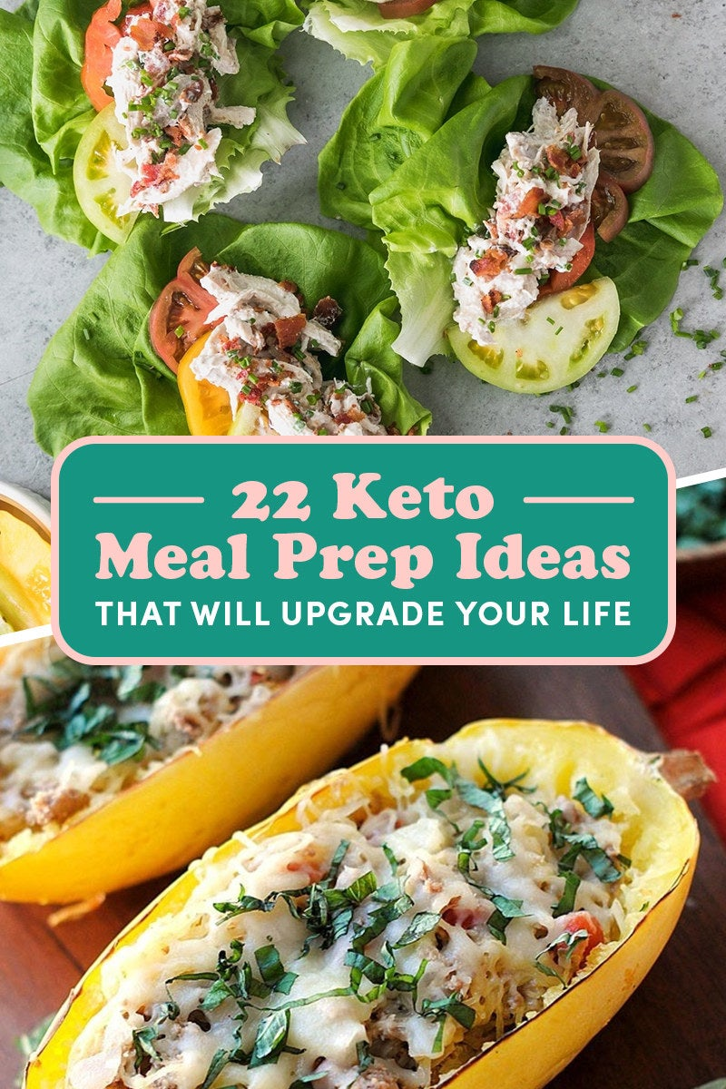 22 Keto Meal Prep Ideas That Will Upgrade Your Life
