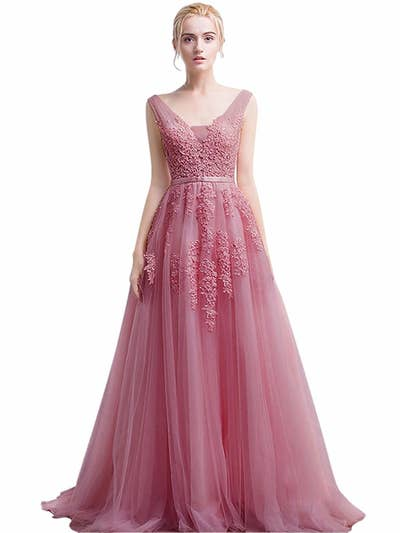 a2c78b586b7 45 Of The Best Prom Dresses You Can Get On Amazon In 2019