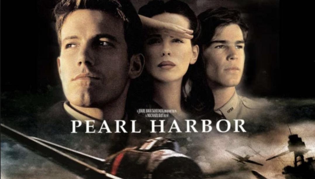 16. Pearl Harbor17. Fair Game18. Hostage19. United 93
