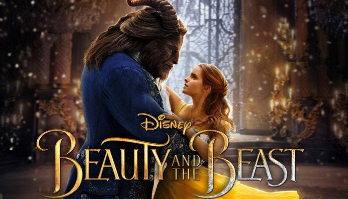 1. Disney's Beauty and the Beast2. Charlie St. Cloud3. The Little Rascals