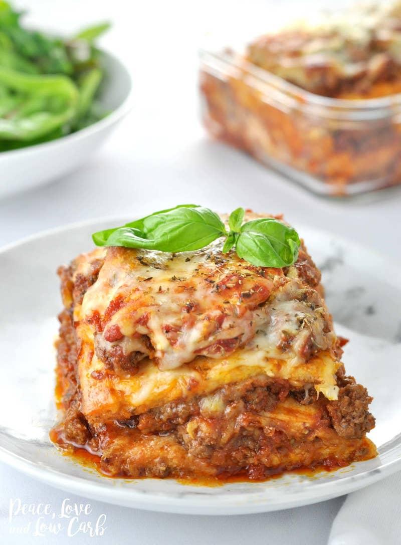 Make Garfield proud. Get the recipe here.