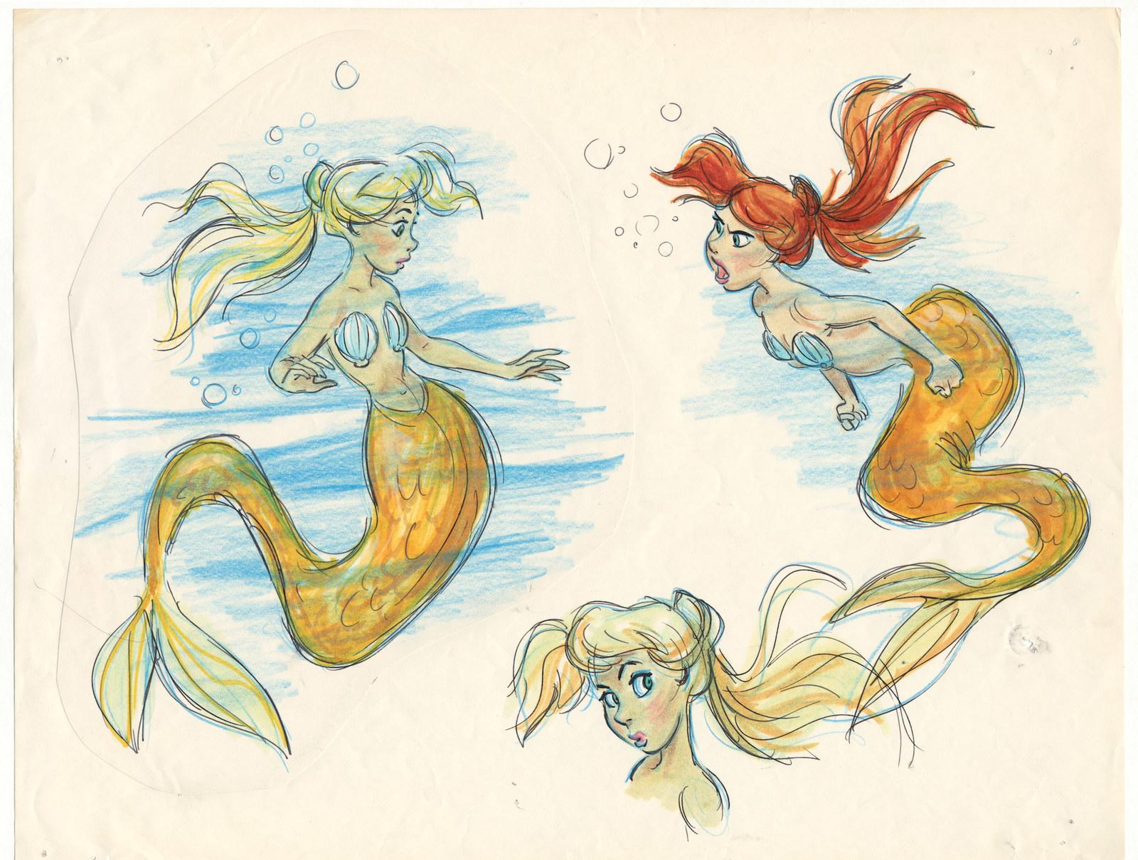 La Petite Sirène [Walt Disney - 1989] - Page 35 Sub-buzz-14119-1550693223-1