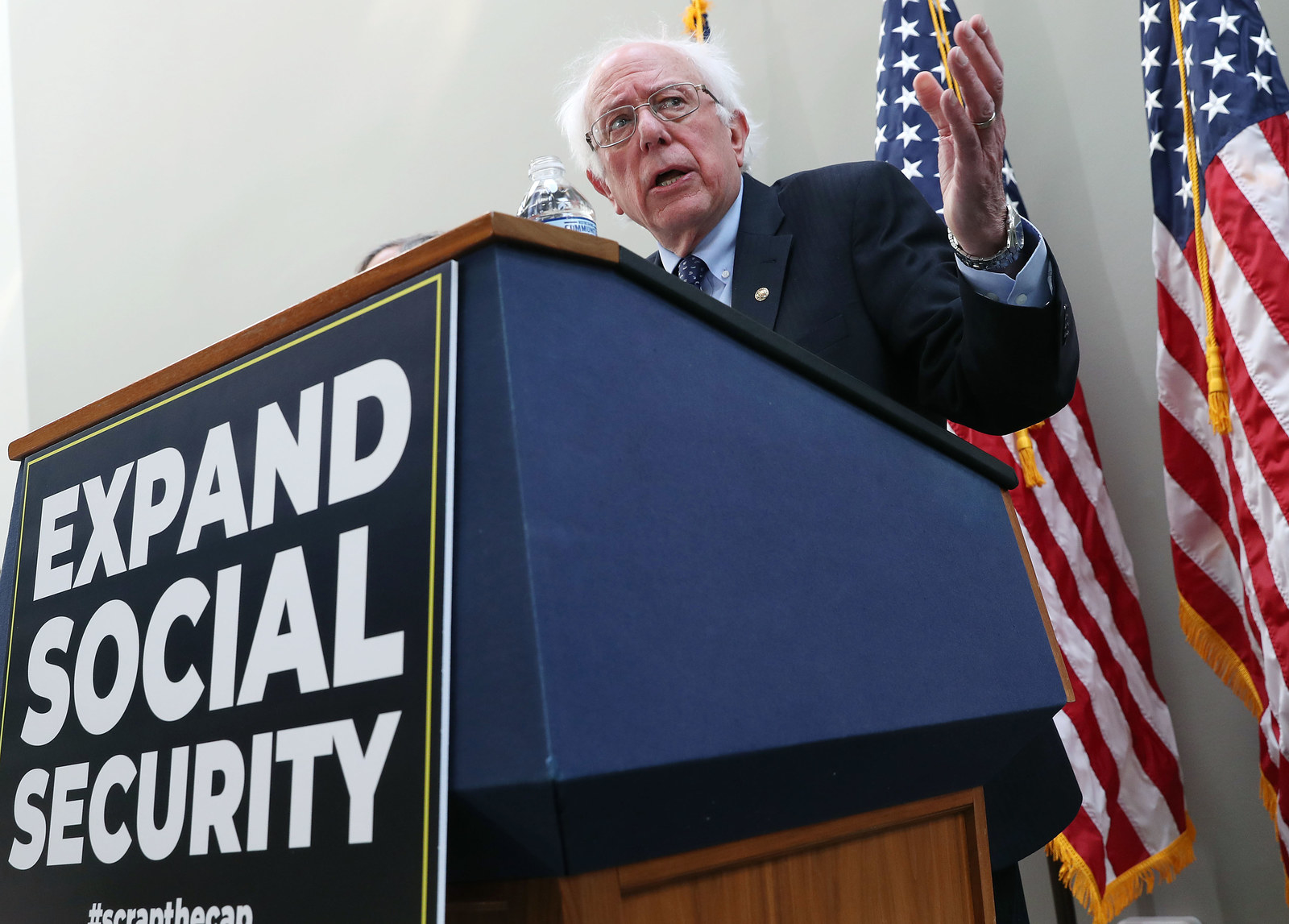 Democratic Socialists Of America Is Preparing To Potentially Launch A National Campaign To Back Bernie Sanders' 2020 Campaign