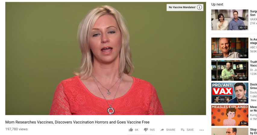 YouTube Is Still Recommending Medical Misinformation, Despite Lawmakers' Concerns