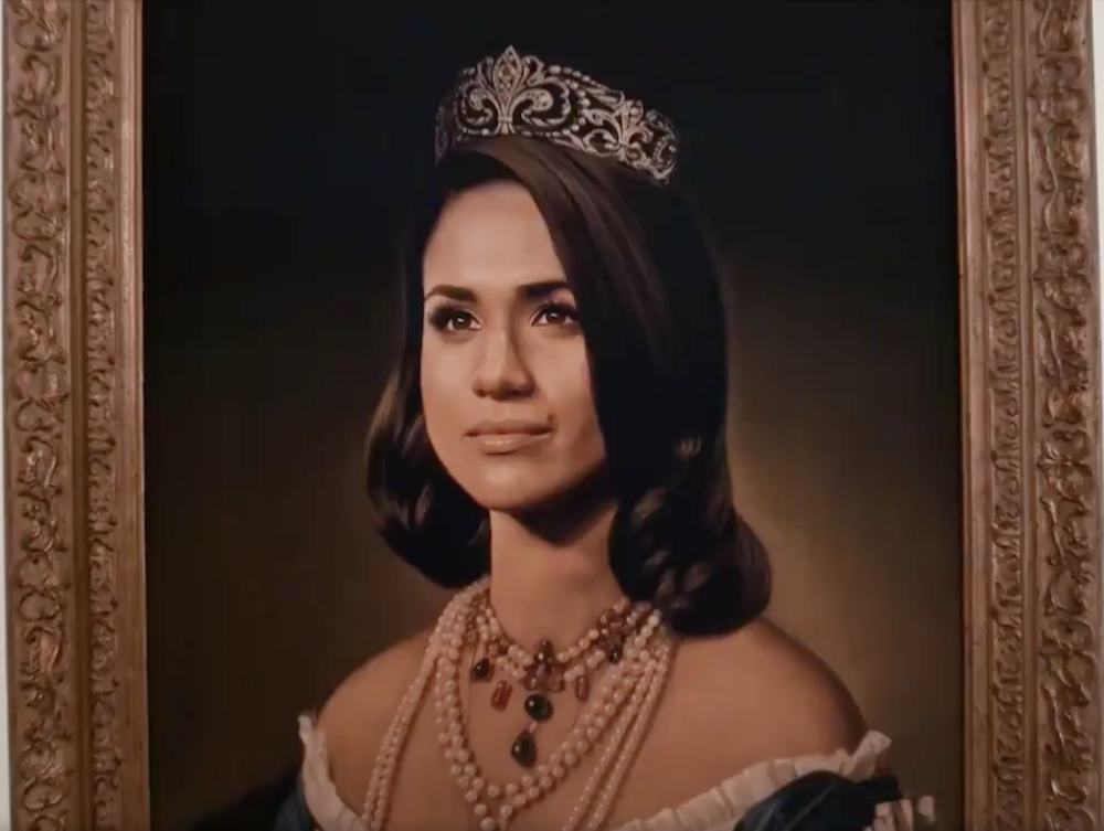 ...and that's the Duchess.