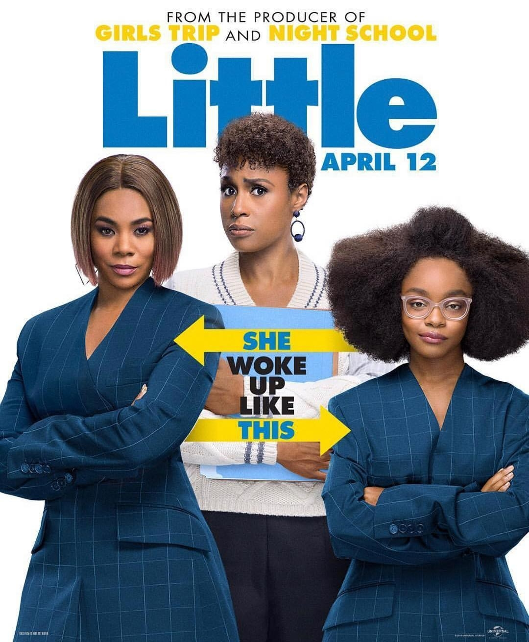 What Advice Are You Dying To Hear From Regina Hall, Issa Rae, And Marsai Martin?