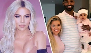 Here's What Khloé Kardashian Posted On Instagram Hours Before Confirming Her Split From Tristan Thompson