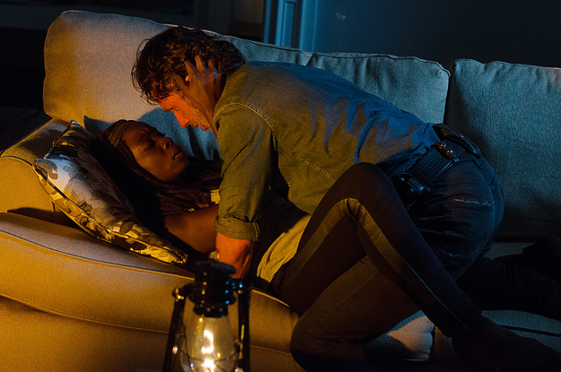 """Why """"The Walking Dead"""" Has Become Fanfiction's Muse"""