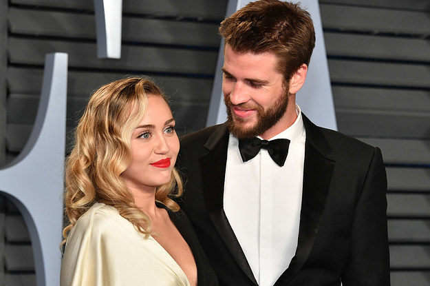 Miley Cyrus Opened Up About Her Marriage To Liam Hemsworth And Being Queer In A Heterosexual Relationship