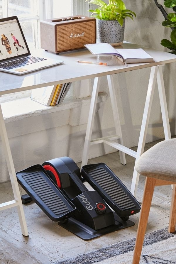 A Simple Trick For Nook Workplace Desk Revealed A desk elliptical thatu0027ll help you get a workout in, no gym required. Now  you can spend your nights doing other fun stuff, like meeting your friends  for ...
