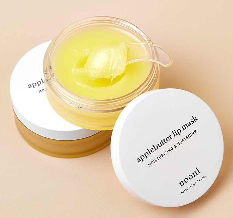 "Promising review: ""After the polar vortex, my lips were so dry and chapped that my normal lip balm wasn't doing anything anymore. So I looked for something more serious, and IT WORKS SO WELL. After leaving it on overnight, it literally looks like I have lip fillers in the morning. My lips are so big and moisturized that I barely even need lip balm that day. There's absolutely no dead skin on my lips either. Miracle. Doesn't take that long to work either! Even just an hour and a half makes a difference."" —Amazon Customer Get it from Amazon for $15."