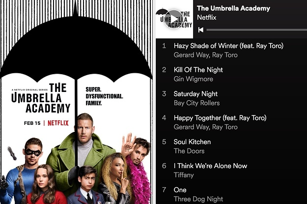 32 Umbrella Academy Songs That Are Honestly Way Too Good
