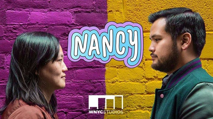 Though none of the hosts are actually named Nancy, the podcast is hosted by two best friends, Tobin Low and Kathy Tu. Low and Tu showcase a number episodes that story tell and talk about the queer experience. They wanted to create a space to talk about LGBTQ stories and conversations. They talk about defining themselves, the struggles they have encountered and much more. Nancy is an awesome podcast to listen to, you will find yourself learning something new, having a laugh and ending your listening station with a smile. There are so many diverse perspectives that this podcast exposes you to and it it definitely one I recommend.