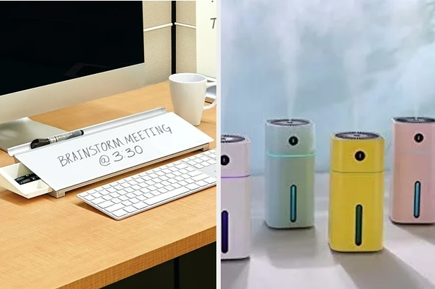 27 Things For Your Desk That'll Work As Hard As You Do