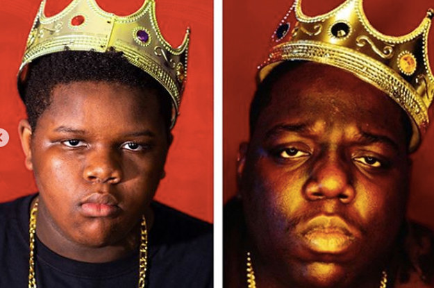 Students Paid Homage To Black Icons Through History With These Photographs