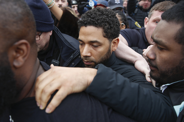 A Series Of Text Messages And Secret Meetings Is How Prosecutors Say Jussie Smollett Staged His Attack