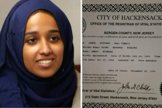 A Woman Who Left The US As A Teen To Join ISIS Is Suing Trump