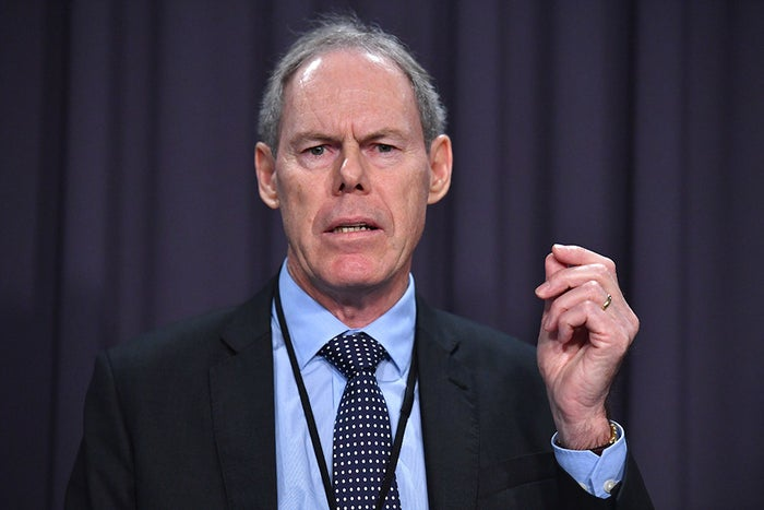 Australian Charities and Not-for-profits Commissioner Gary Johns.