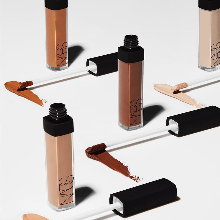 the concealers
