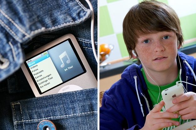 21 Things Gen Z Will Never Understand About Owning An iPod