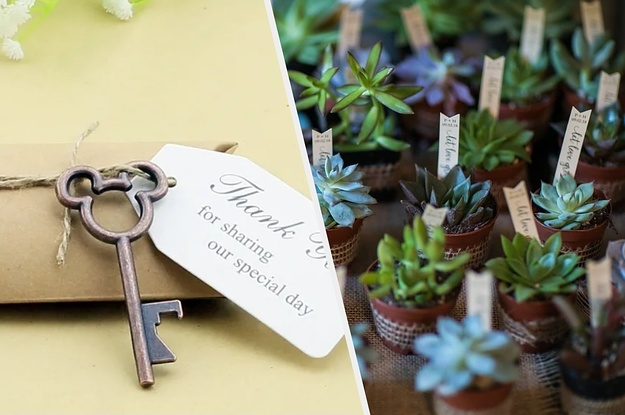 Flipboard 24 Cheap And Clever Wedding Favors You Can Buy In Bulk