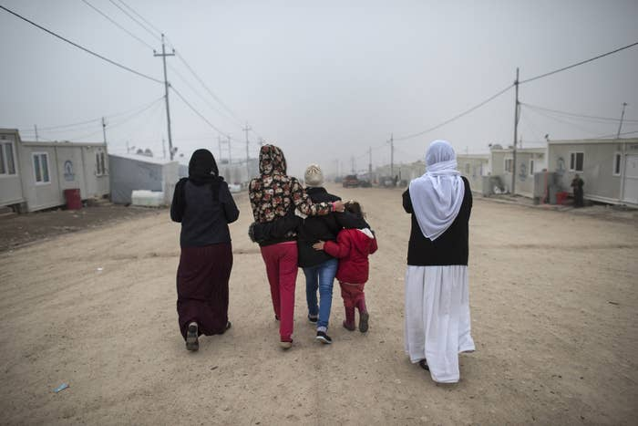 ISIS Brides: Yazidi Women Say The Women Who Married ISIS Fighters