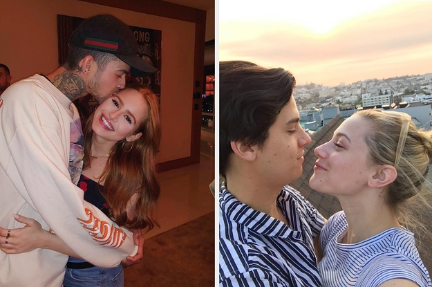 16 Celeb Couple Photos From This Week That'll Give You The Feels