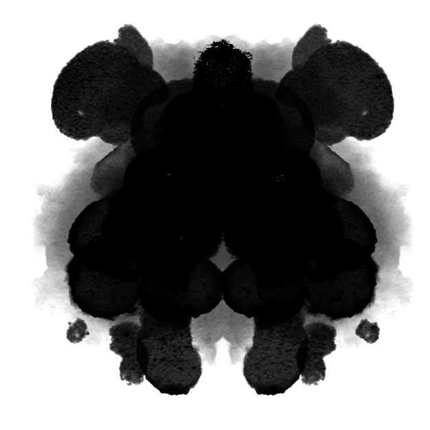 We Know Your Exact Age Based On This Inkblot Test