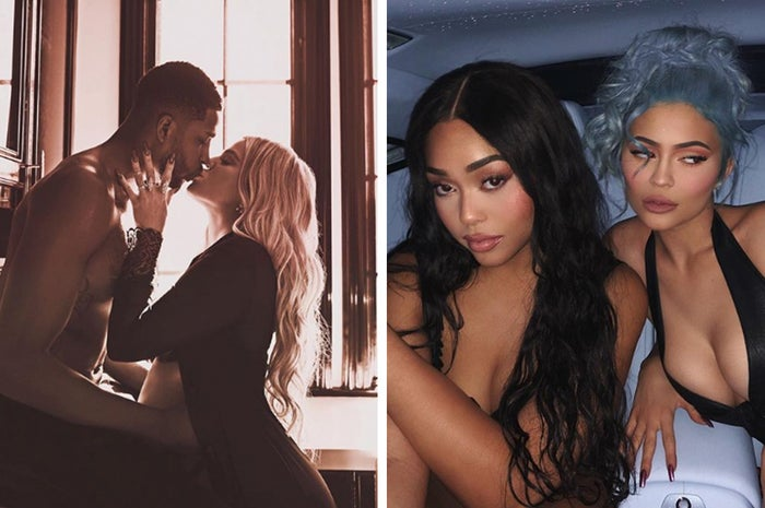 Tristan was also accused of cheating in April last year, days before Khloé gave birth to their daughter, True.